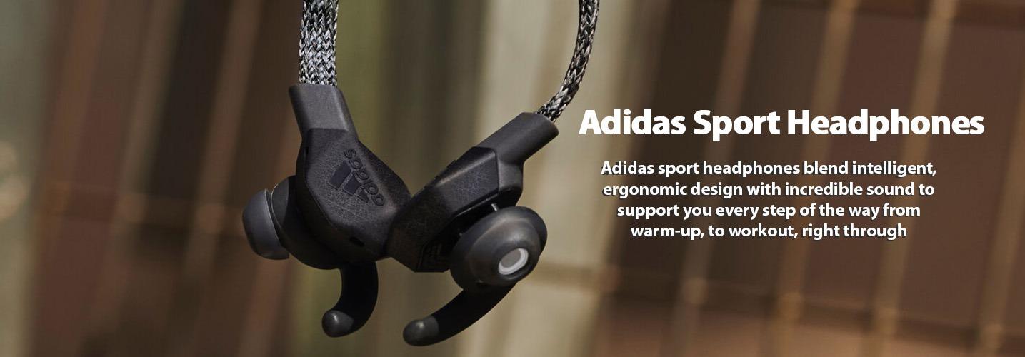 Adidas In Ear Header